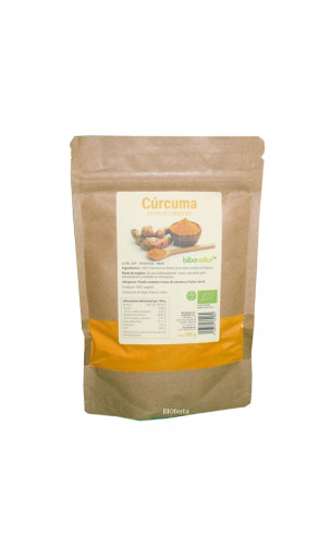 Cúrcuma en polvo Bio - Bibonatur - 150 g