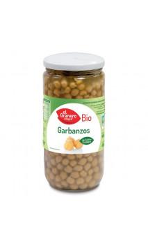 Garbanzos cocidos Bio - El granero integral - 660g