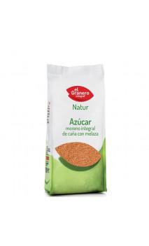 Sucre brun Intégral de Canne avec mélasse - El granero integral - 500g