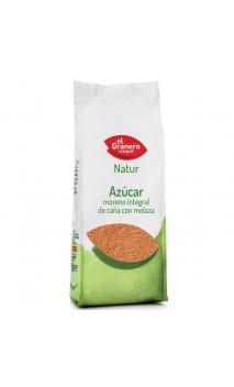 Sucre brun Intégral de Canne avec mélasse - El granero integral - 1kg