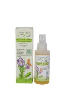 Aceite corporal ecológico para bebé y niño - Sensé - 100 ml.