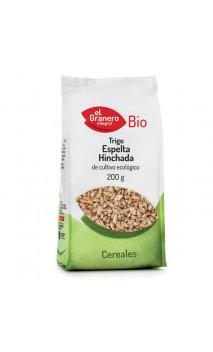 Trigo espelta hinchado BIO - El granero integral - 200g