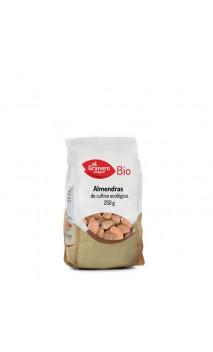 Almendras BIO - El granero integral - 250g