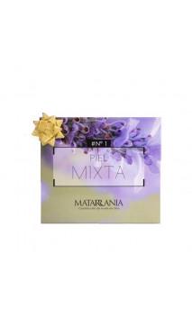 Soin Peau mixte - Pack cadeau bio de Matarrania