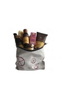 Cuidado Piel mixta Ayurveda - Pack regalo ecológico de Soul-Tree-Khadi