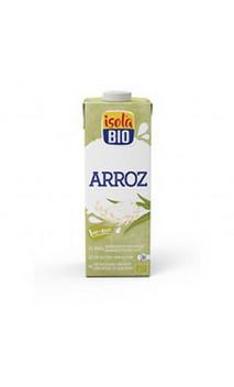Bebida de arroz Bio - ISOLA BIO - 1L