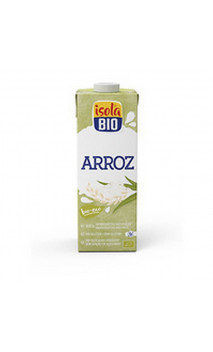 Boisson au riz Bio - ISOLA BIO - 1L