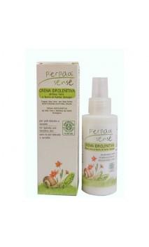 Crema hidrolenitiva ecológica para bebé y niño con aloe vera y manteca de karité BIO - Sensé - 100 ml.