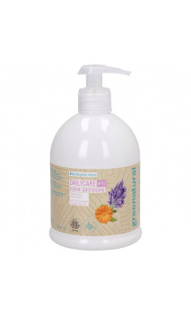 Gel íntimo ecológico con caléndula, lavanda y arándanos - Greenatural - 500 ml.