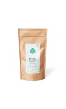 Recharge shampooing en poudre BIO SENSIBLE - Extra doux - Cuir chevelu sensible - Eliah Sahil - 250 g.
