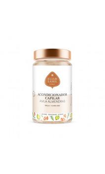 Aprè-shampooing en poudre bio - Amla Amandes - Rechargeable - Eliah Sahil -135 g.