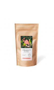 Recharge savon douche en poudre bio Coco Hibiscus - Calmant - Peau sèche - Eliah Sahil - 250 g