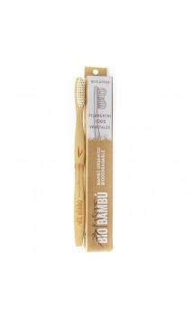 Cepillo dientes bambú Zero waste - Adulto - Soft Medium - BioBambú - 1 U.