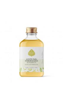 Huile bio anti-vergeture grossesse - Bergamote - Eliah Sahil - 100 ml.