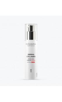 Crema facial ecológica reafirmante - Derma Collagen Hydra-Silk - MÁDARA - 50 ml.