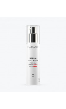 Crème raffermissante bio - Derma Collagen Hydra-Silk - MÁDARA - 50 ml. - MÁDARA - 50 ml.