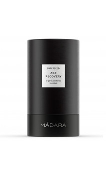 Aceite facial ecológico Antiedad - Superseed Age Recovery - MÁDARA - 30 ml.