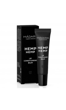 Bálsamo labial ecológico Cáñamo - HEMP HEMP - MÁDARA - 15 ml.