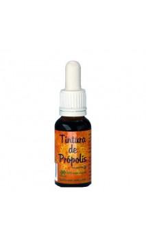 Tintura de própolis ecológica - PROPOL-MEL - 20 ml.