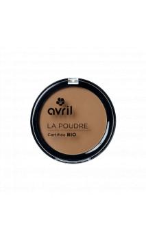 Polvo compacto facial ecológico Bonne mine & contorno Medium - Avril - 7 g.