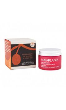 Crème pour les mains et ongles Réparatrice bio - Matarrania - 30 ml.