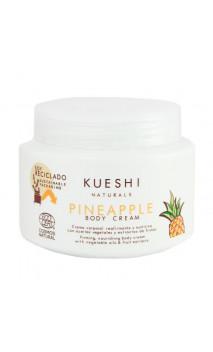 Crème corporelle naturelle Ananas - Raffermissante & Nourrissante - KUESHI - 250 ml.