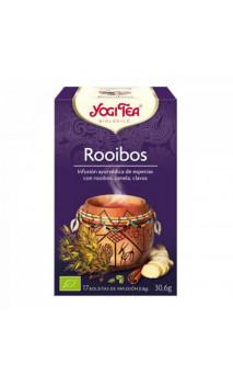 Infusión ecológica Rooibos - YOGI TEA - 17 bolsitas x 1,8g