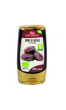 Sirop de dattes BIO - Natursoy - 250g