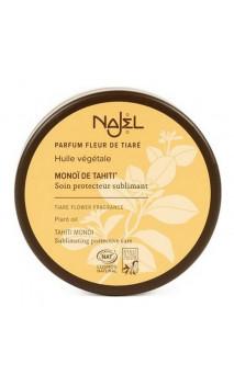 Monoï de Tahití natural - Cuidado protector sublimador - Najel - 100 g.