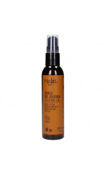 Aceite vegetal de Jojoba bio - Reequilibrante - Najel - 80 ml.
