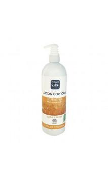 Loción corporal ecológica Nutritiva - Miel & Avena bio - NaturaBIO Cosmetics - 740 ml
