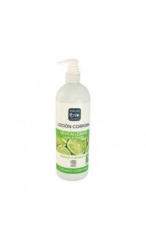 Loción corporal ecológica Revitalizante - Limón & Aloe bio - NaturaBIO Cosmetics - 740 ml