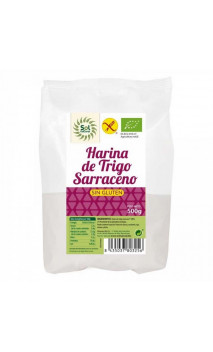 Harina de trigo sarraceno sin gluten BIO - Sol natural - 500g