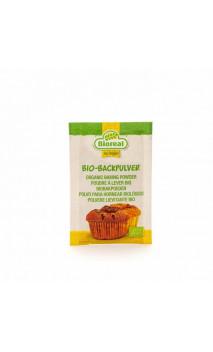 Levure de pâtisserie en sachet sans gluten BIO - Pack 3 - Bioreal - 3 sachets de 10g