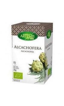 Infusión Alcachofera BIO - Complemento alimenticio Digestivo - Artemis Bio - 20 bolsitas