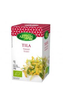 Infusion bio Tilleul BIO - Artemis Bio - 20 sachets