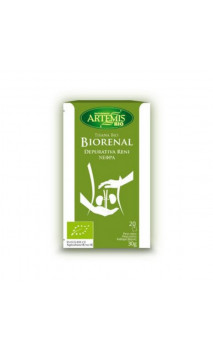 Tisana BIO Biorenal-T  - Complemento Alimenticio Función renal - Artemis Bio - 20 bolsitas