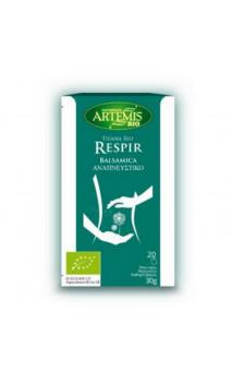 Tisane BIO RespirT - Complément alimentaire Respiration - Artemis Bio - 20 sachets