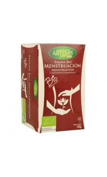 Tisana BIO Menstruación - Complemento Alimenticio - Artemis Bio - 20 bolsitas