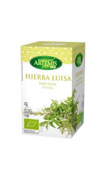 Infusión ecológica Hierba Luisa - Artemis bio - 20 bolsitas