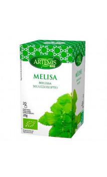 Infusión ecológica Melisa - Artemis bio - 20 bolsitas