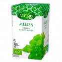 Infusion bio Mélisse - Artemis bio - 20 sachets