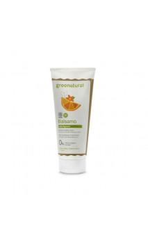 Après-shampooing bio Agrumes - Greenatural - 200 ml.