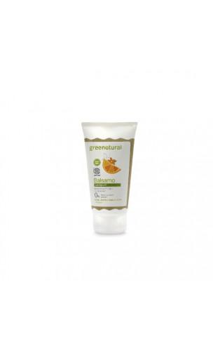Après-shampooing bio Agrumes - Greenatural - 500 ml.