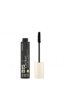 Mascara bio noir Big Lashes - SANTE - 10 ml.