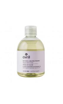 Savon liquide mains Bio - Champs de lavande - Avril - 300 ml.