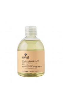 Savon liquide mains Bio - Fraîcheur d'agrumes - Avril - 300 ml.