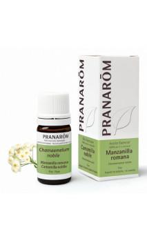 Huile Essentielle naturelle Camomille noble - Pranarôm - 5 ml.