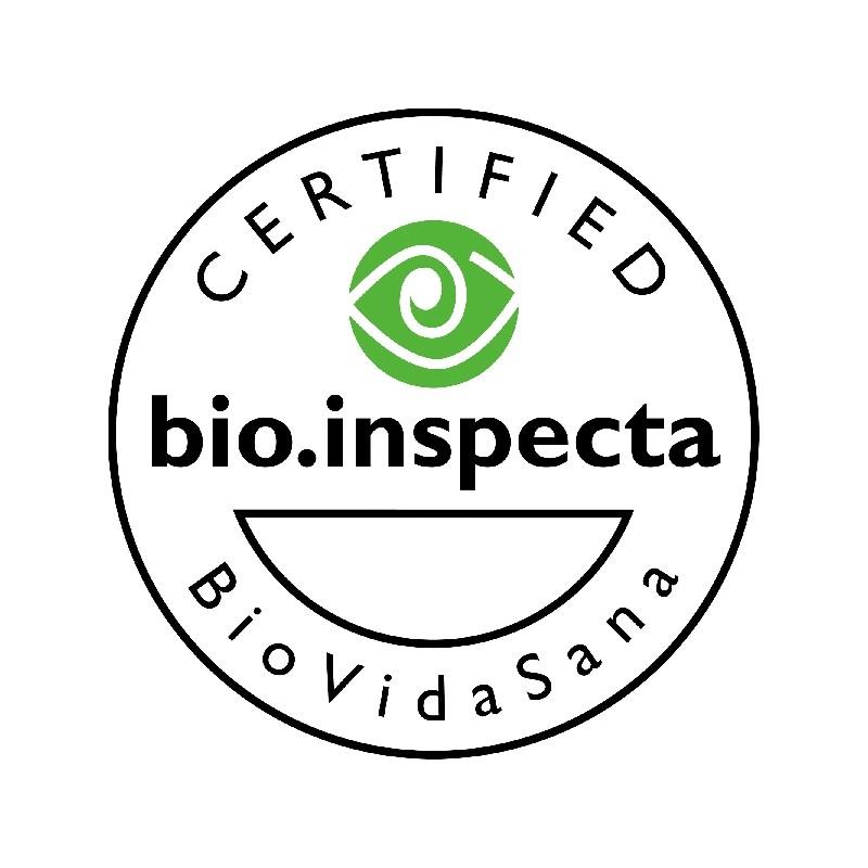 Certificado bio inspecta BIO vida sana