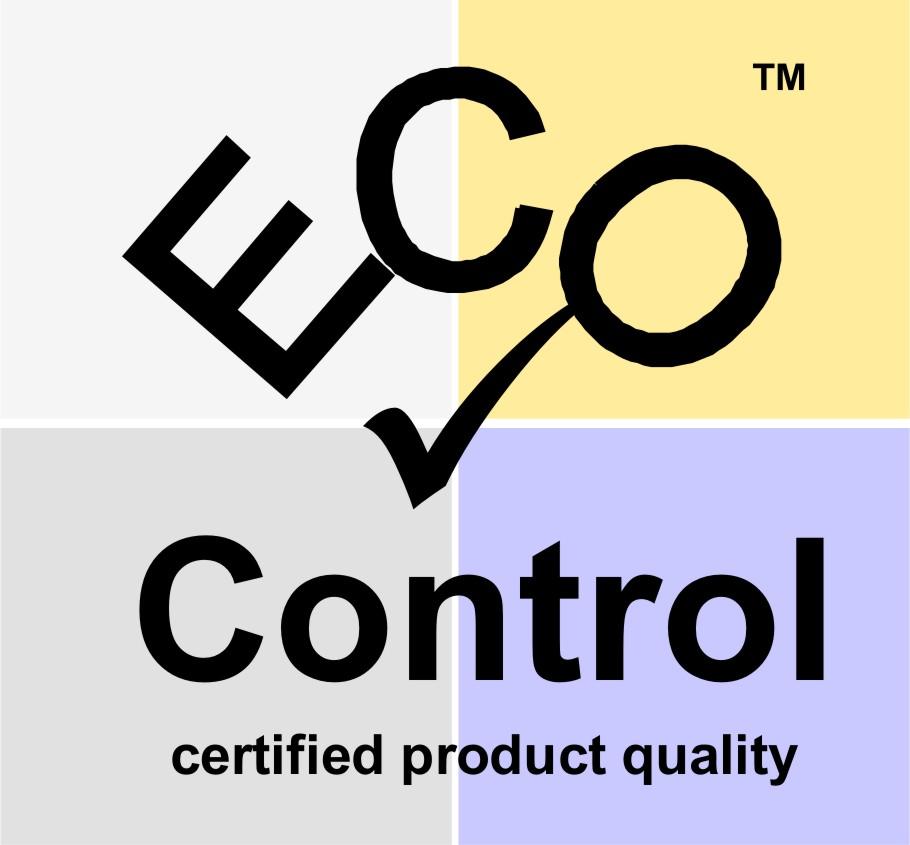 SELLO ECO CONTROL COSMETICA ECOLOGICA Y NATURAL